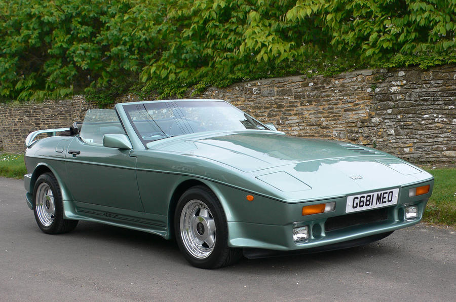 TVR 400SE used buying guide