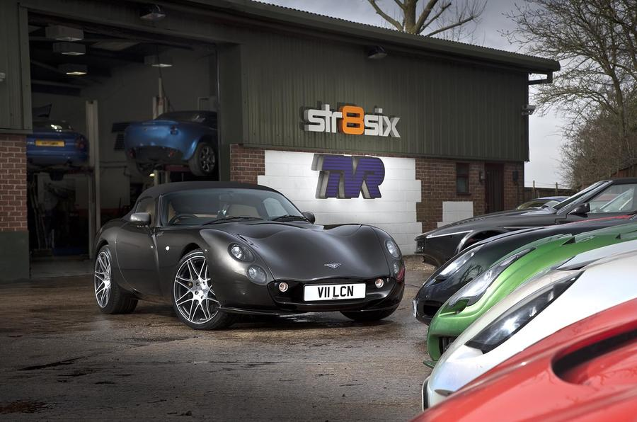 We Thought You Were Dead Autocar Drives The Last Tvr Tuscan Autocar