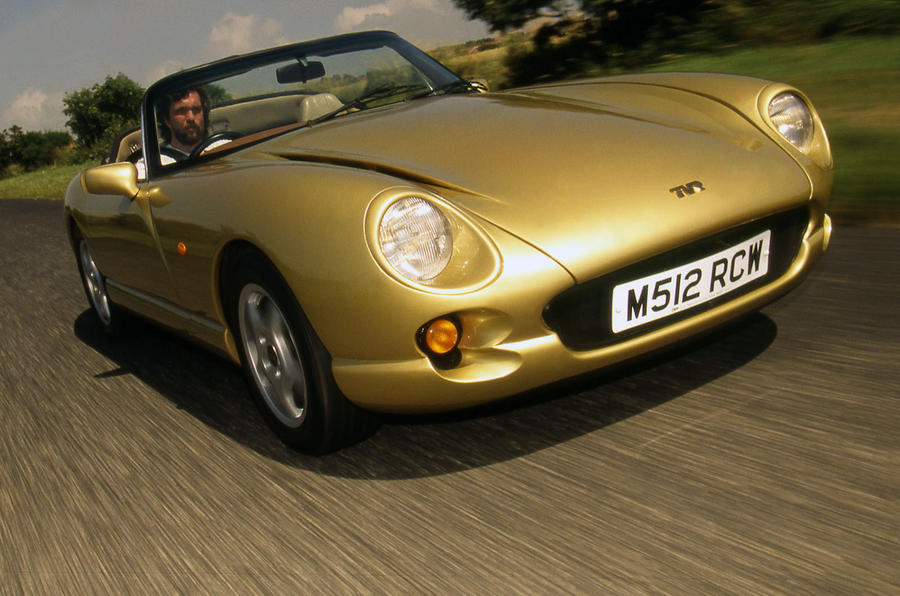 TVR Chimera used buying guide