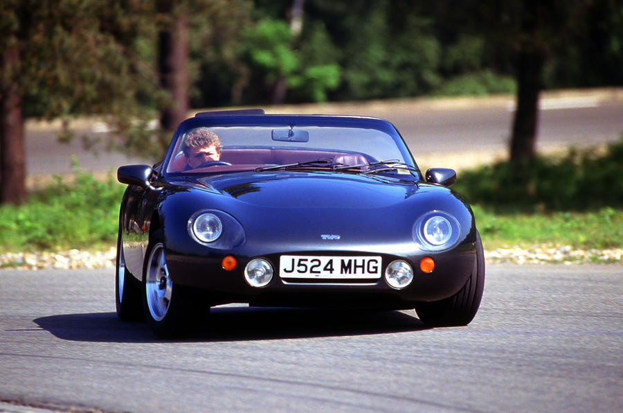 TVR Grifith used buying guide