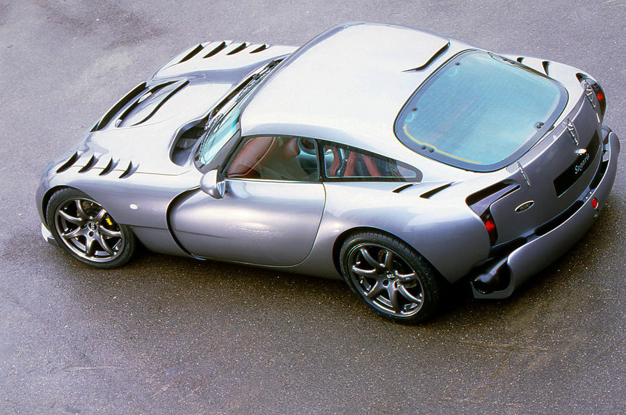 TVR Sagaris used buying guide