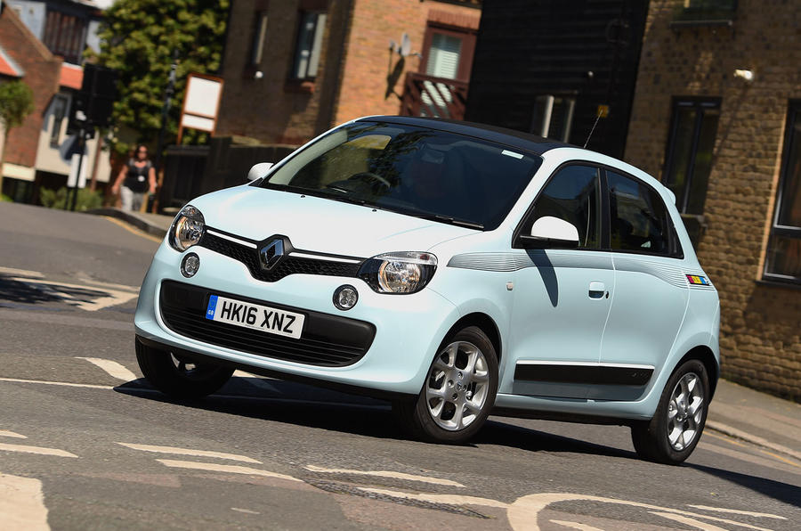 Renault Twingo The Colour Run