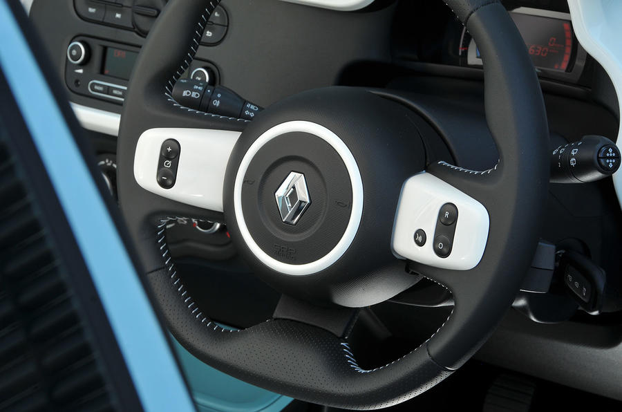 Renault Twingo steering wheel