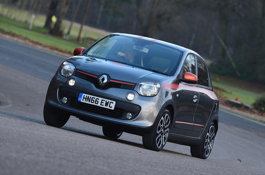 2017 Renault Twingo GT UK review