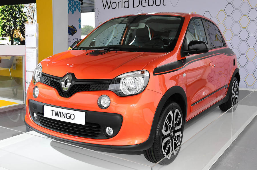 Renault Twingo RS 'impossible' due to compact engine bay
