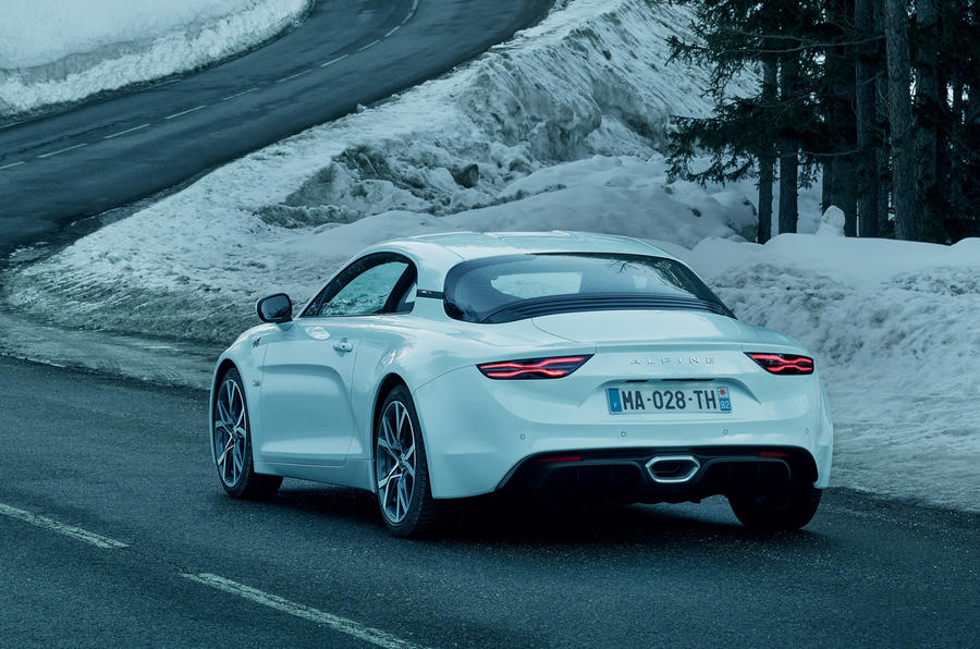 More focused Alpine A110 model confirmed for spring launch