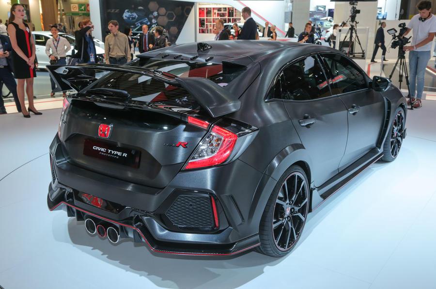 Civic Type R concept
