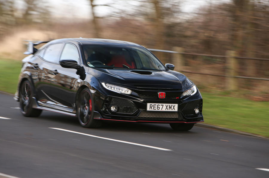 New Honda Civic >> Honda Civic Type R (FK8) long-term review: six months with the fearsome front-wheel drive hot ...