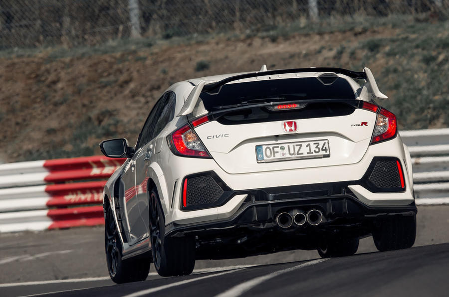 Jenson Button to drive Honda Civic Type R in new lap record attempts