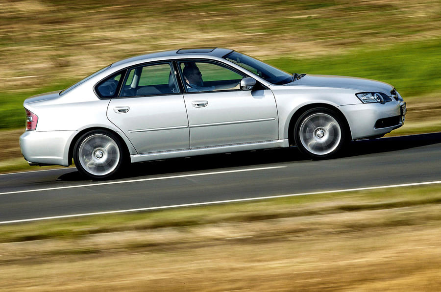 All Wheel Drive Saloons From 163 2000 Used Car Buying Guide