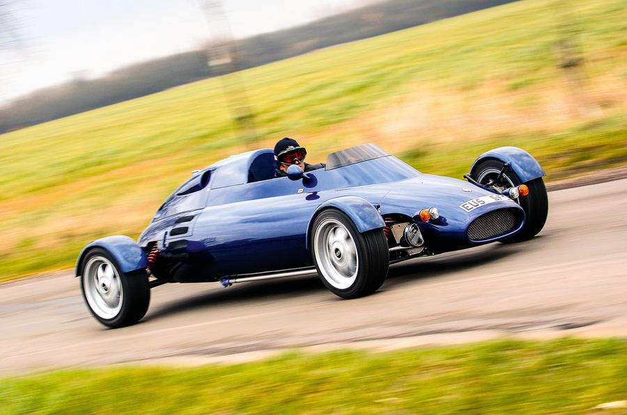 Eccentric British cars - used car buying guide   Autocar
