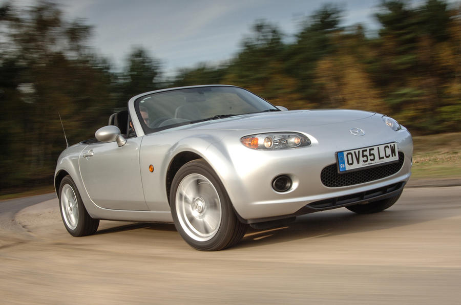 Mazda MX-5 used buying guide