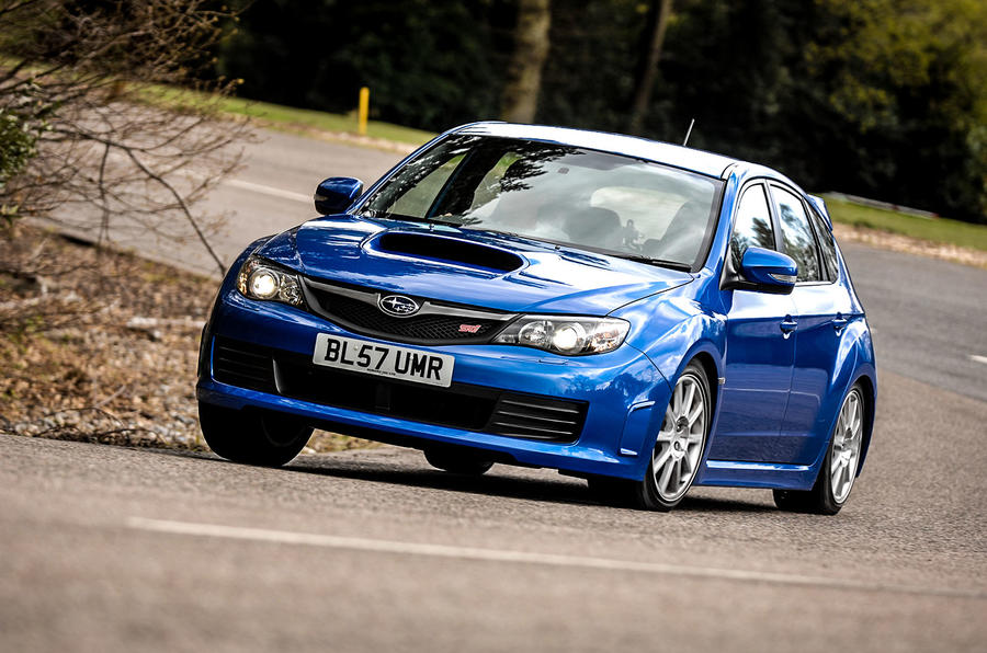 Sporty Subarus From 163 3500 Used Car Buying Guide Autocar