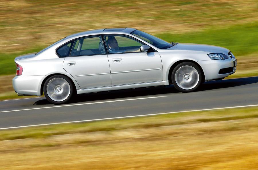 Subaru Legacy 3.0 R Spec B