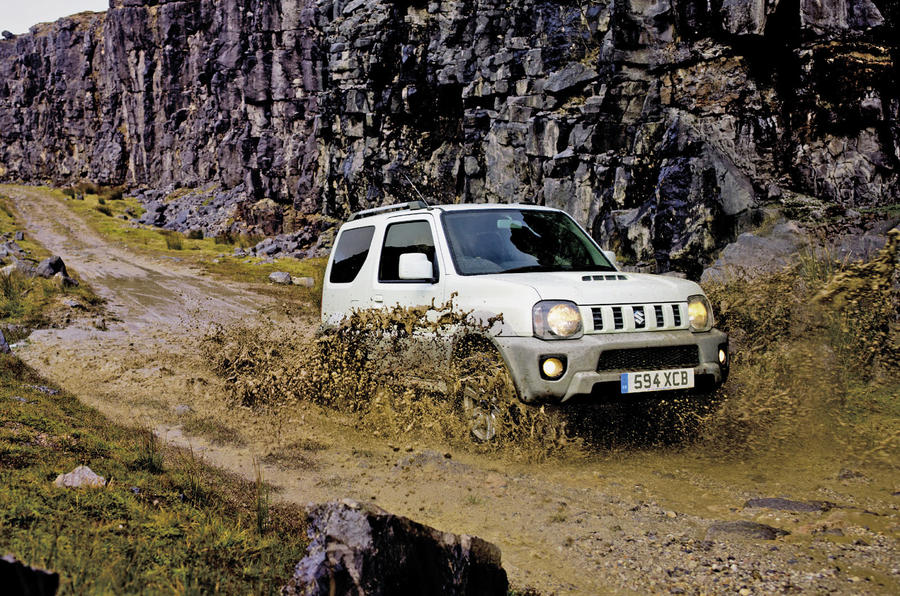 Ruppert's Used column September 25th 2019 - Suzuki Jimny