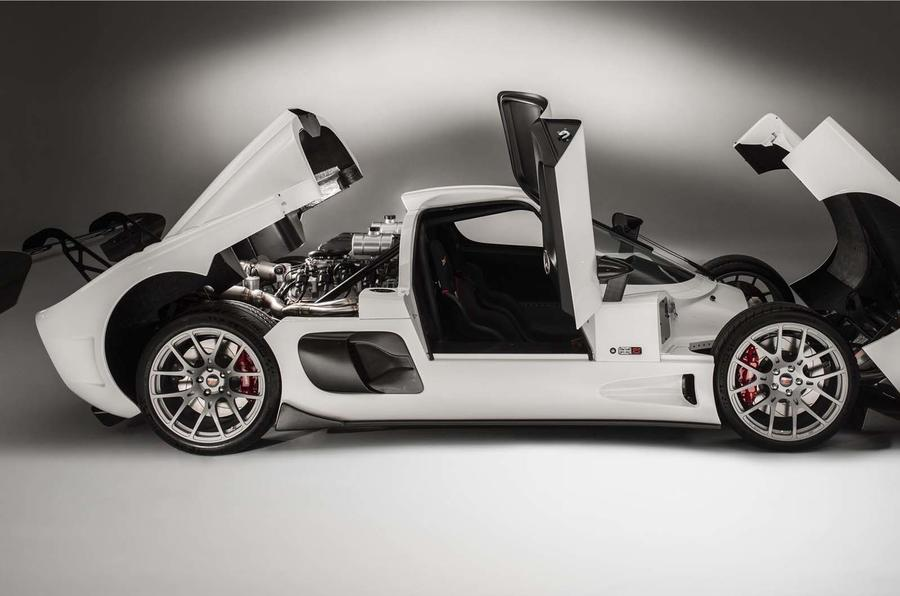 Ultima Unveils Road Legal 1200bhp V8 Powered Rs Supercar