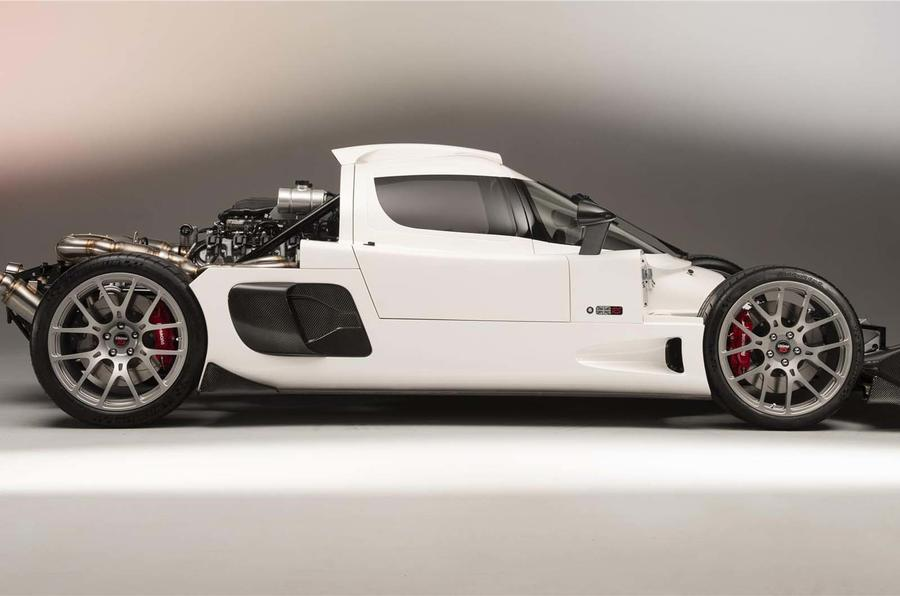 Ultima unveils road-legal 1200bhp V8-powered RS supercar ...