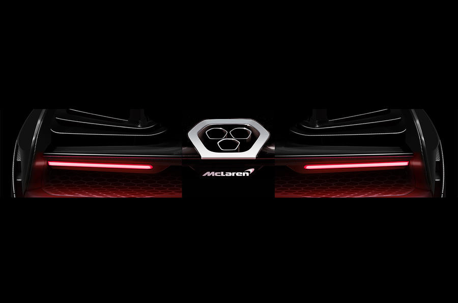 McLaren announces launch date for next Ultimate Series auto""