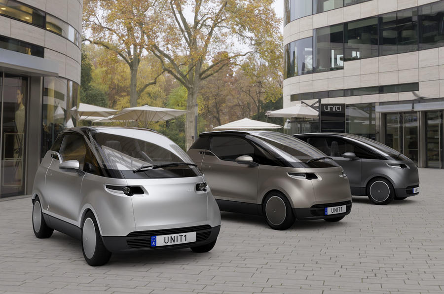 Uniti launches tiny EV that costs under $19,000