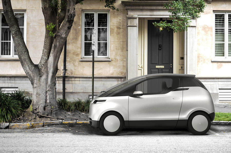 Uniti launches debut electric vehicle, Uniti One at £15,100
