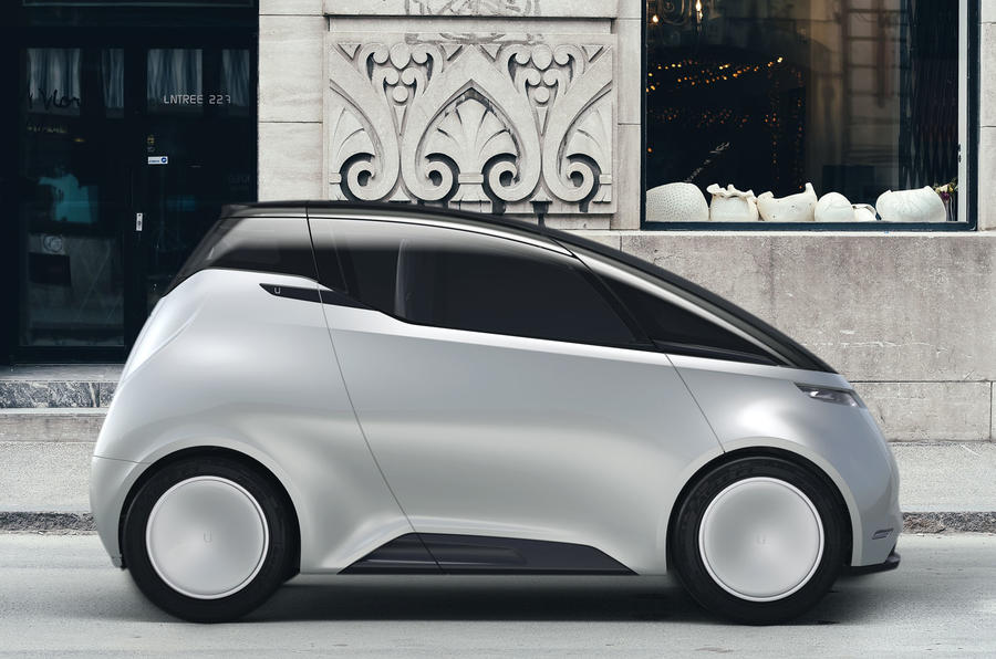 New Uniti electric city car revealed