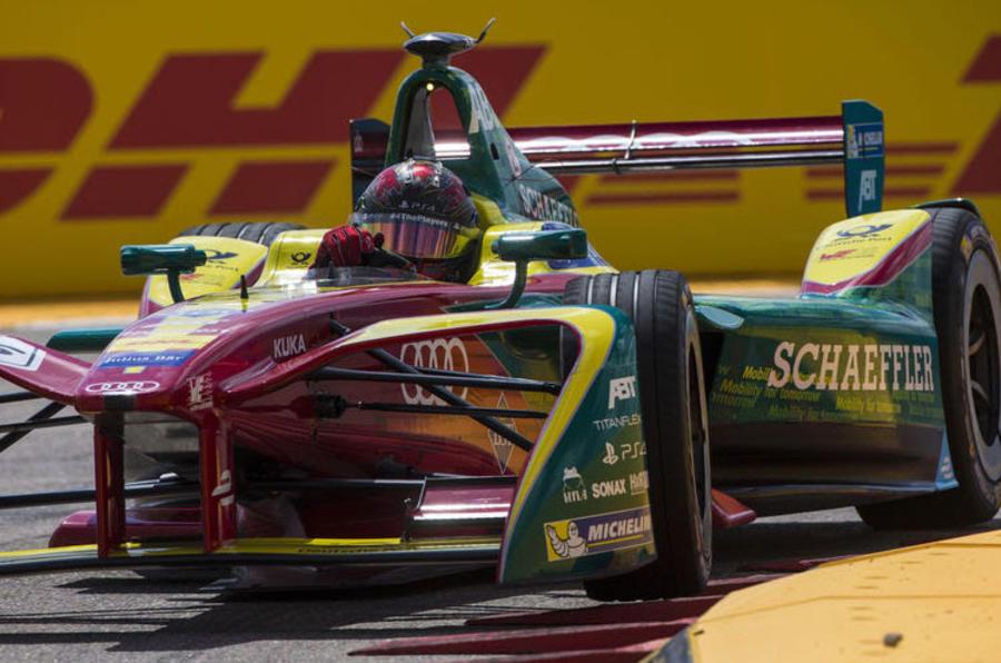 Audi to enter Formula E as factory team