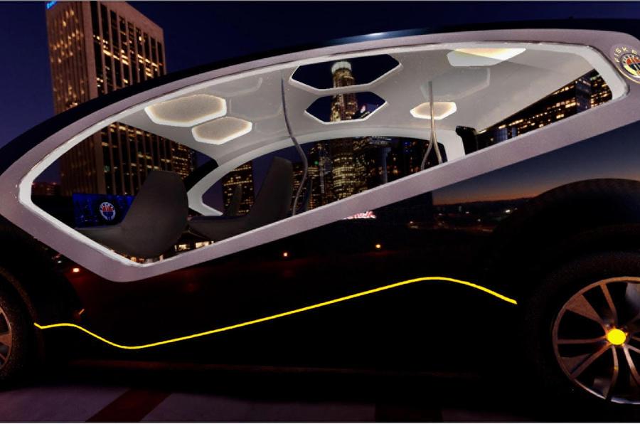 Fisker Orbit autonomous shuttle prototype due on roads this year