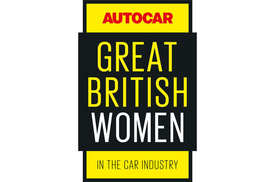 Great British Women 2019 logo