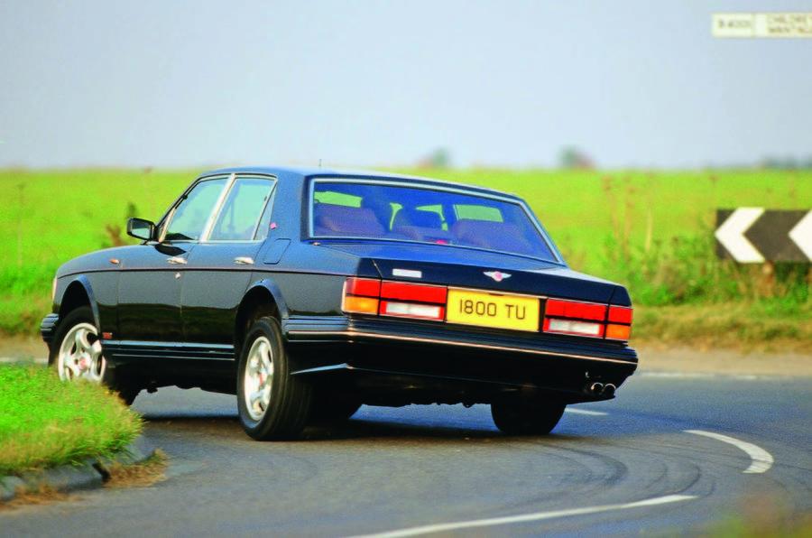 Bentley Turbo R >> Used Car Buying Guide Bentley Turbo R Autocar