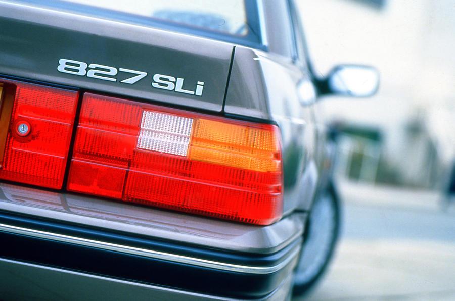 Rover 827 SLi