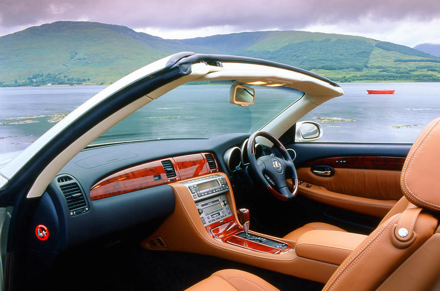 Used Car Buying Guide Lexus Sc430 Autocar