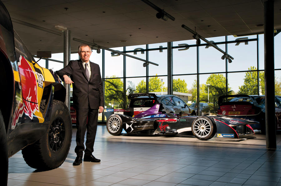 Carlos Tavares wins Issigonis Trophy at Autocar Awards