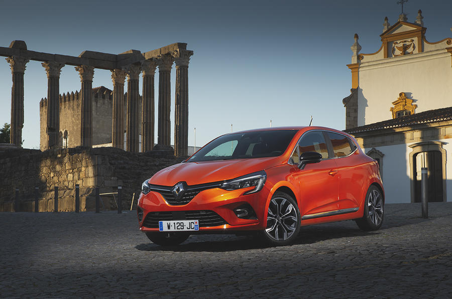 Renault Clio 2019 review static