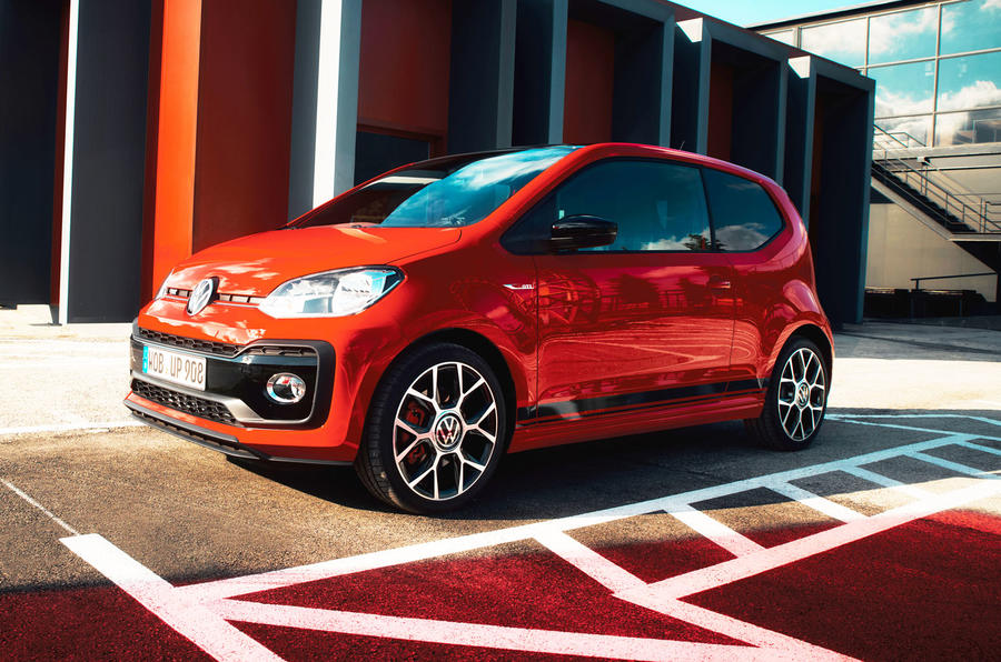 2020 Volkswagen Up GTI - static front