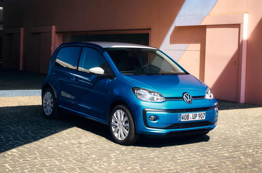 2020 Volkswagen Up White Edition
