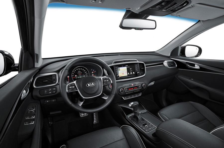 Kia Sorento SUV upgrades unveiled before Frankfurt reveal