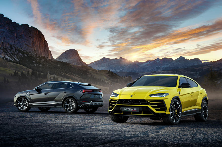 Lamborghini Urus revealed: 650bhp super-SUV can do 190mph