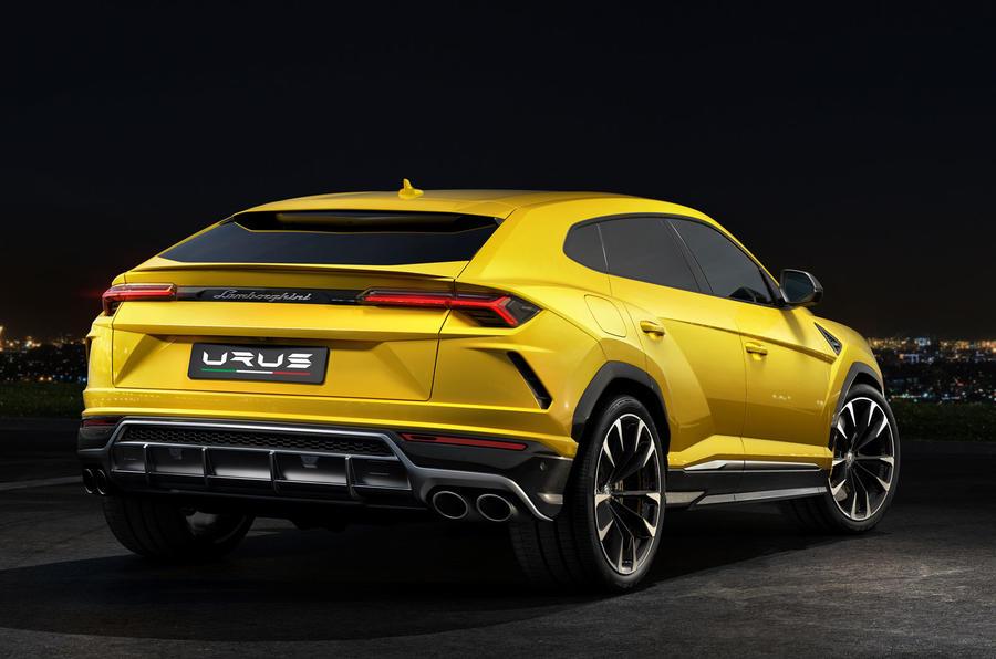 Lamborghini Urus revealed: 650bhp super-SUV can do 190mph