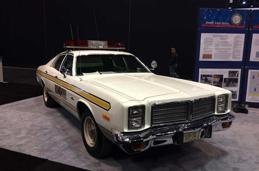 2016 chicago motor show report and photo gallery autocar for Chicago motors used police cars