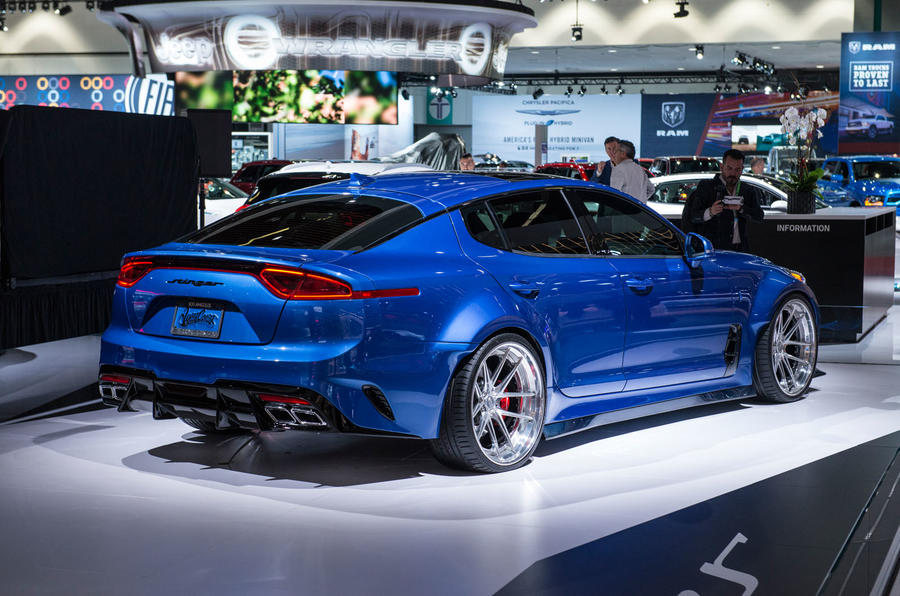 West Coast Customs Cars For Sale >> Gallery: Los Angeles motor show - the 'other' cars | Autocar
