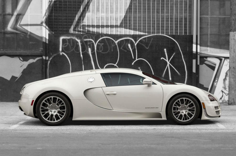 last ever bugatti veyron super sport coupe up for sale autocar. Black Bedroom Furniture Sets. Home Design Ideas