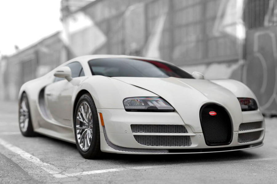 last ever bugatti veyron super sport coupe up for sale autocar. Black Bedroom Furniture Sets. Home Design Ideas