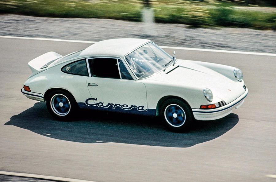 1973 2.7 Porsche 911 Carrera RS