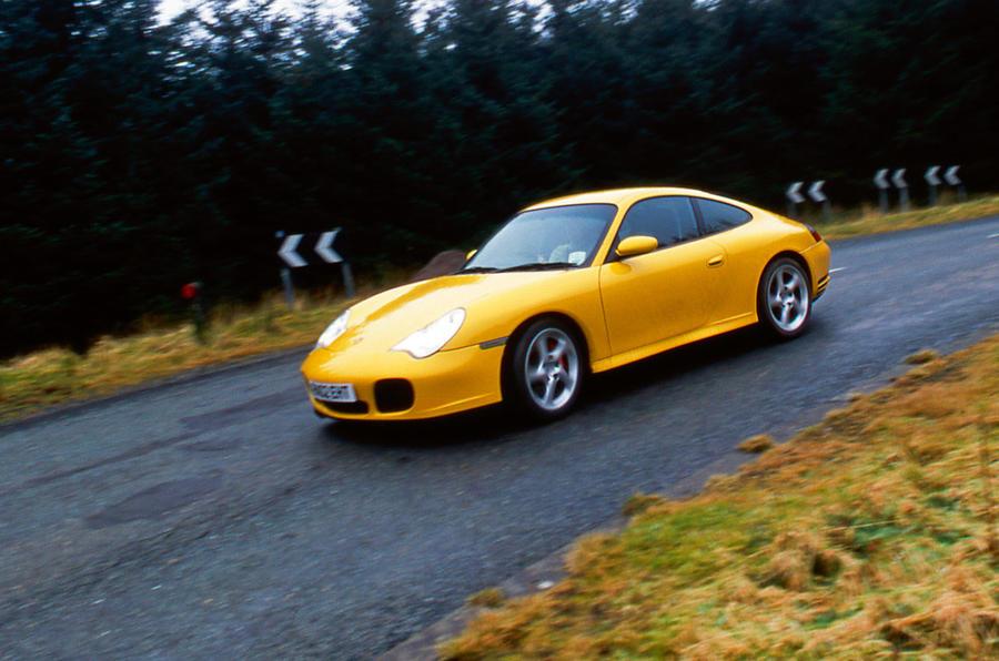 Porsche 911 996 Coupé