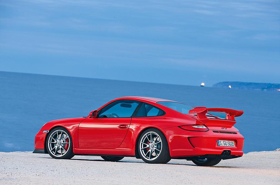 Porsche 911 997 GT3 (gen 2)