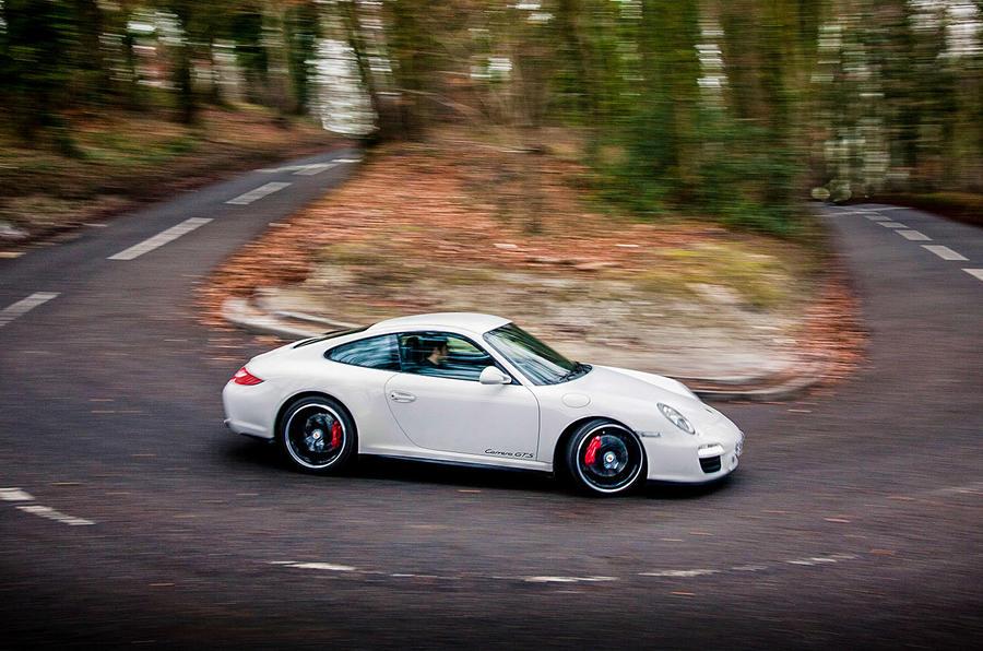 Porsche 911 997 GTS