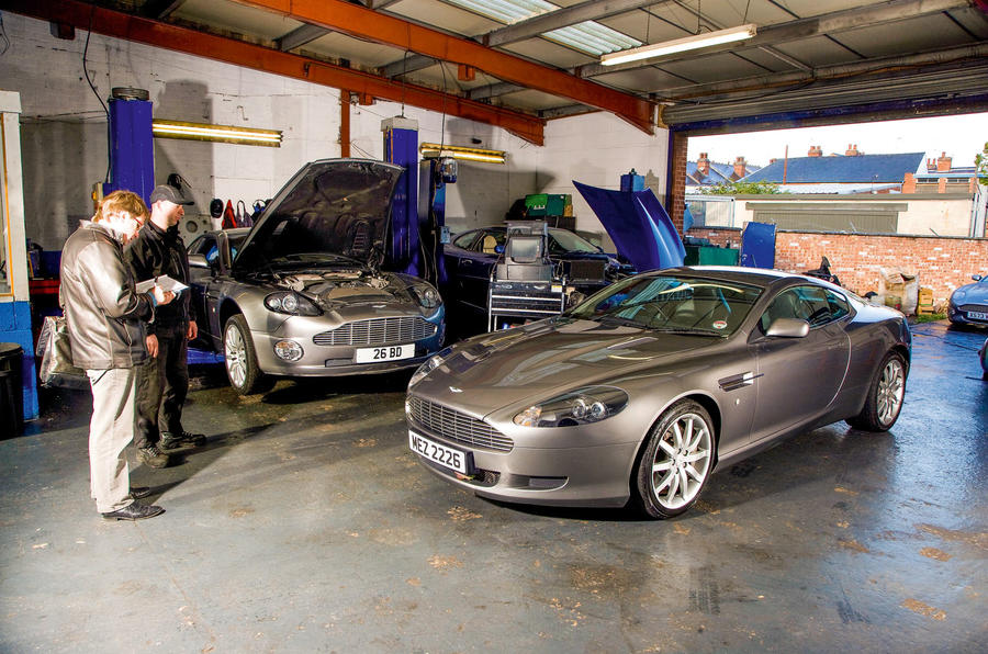 How To Buy The Best Aston Martin DB Used Car Buying Guide Autocar - Aston martin db9 pre owned