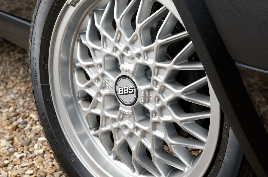Used buying guide: Volkswagen Golf GTI Mk2 - BBS alloys