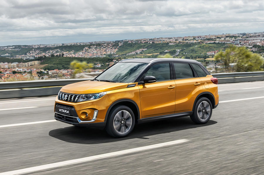 Suzuki Vitara facelift gets new 1.0 litre Boosterjet turbo