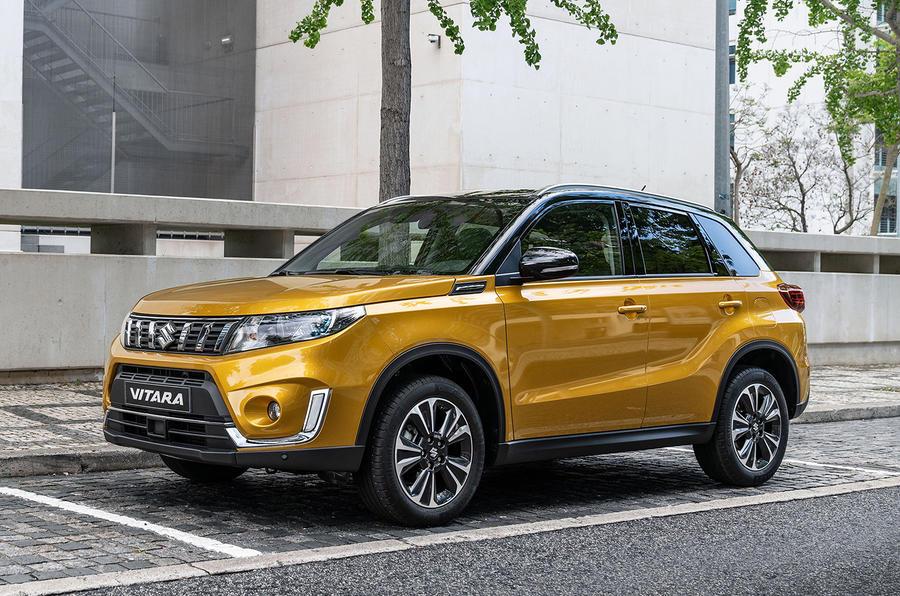 Facelifted Suzuki Vitara gets 1.0 and 1.4 petrol engines